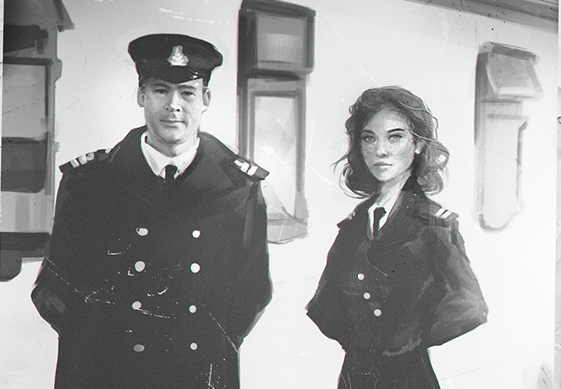 Titanic Fanfiction Officer Murdoch